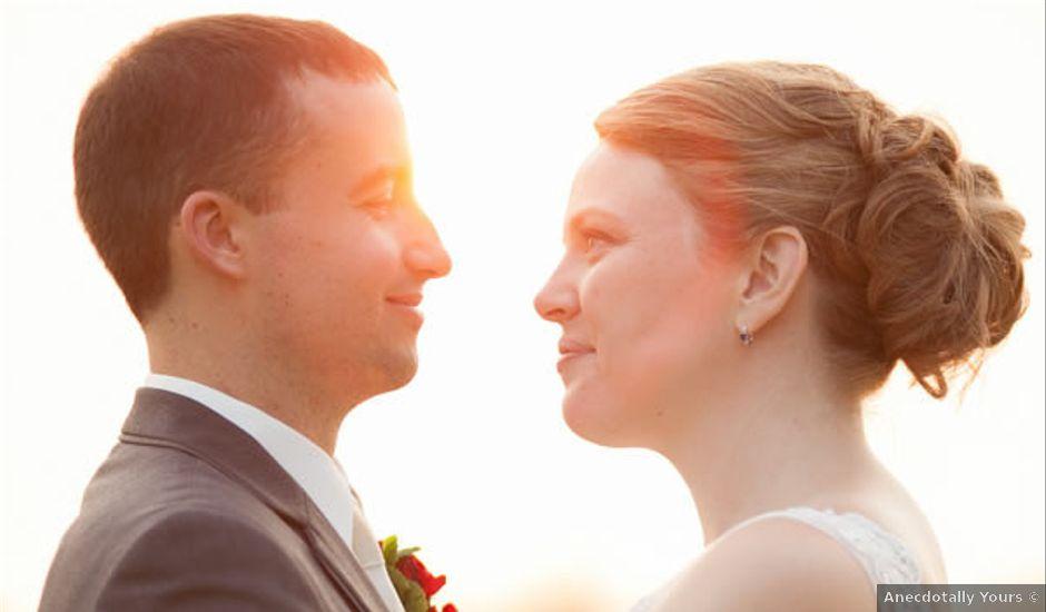 Erin and Adam's Wedding in Olathe, Kansas
