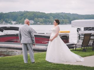 Gary and Ellen's Wedding in Shelbyville, Michigan 15