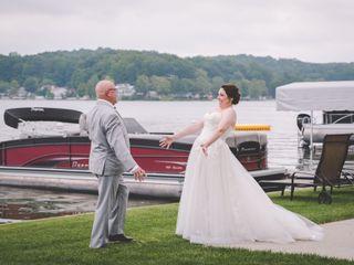 Gary and Ellen's Wedding in Shelbyville, Michigan 16