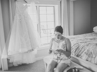 Gary and Ellen's Wedding in Shelbyville, Michigan 20