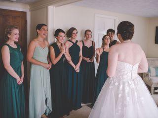 Gary and Ellen's Wedding in Shelbyville, Michigan 25