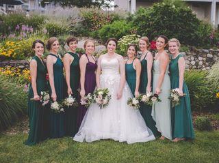 Gary and Ellen's Wedding in Shelbyville, Michigan 28