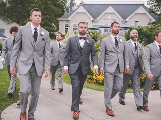 Gary and Ellen's Wedding in Shelbyville, Michigan 29