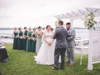 Gary and Ellen's Wedding in Shelbyville, Michigan 34