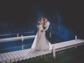 Gary and Ellen's Wedding in Shelbyville, Michigan 40