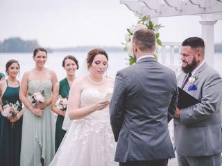Gary and Ellen's Wedding in Shelbyville, Michigan 41