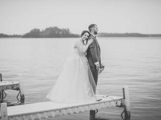 Gary and Ellen's Wedding in Shelbyville, Michigan 42