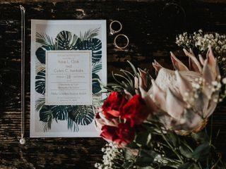 The wedding of Kasie and Caleb 1