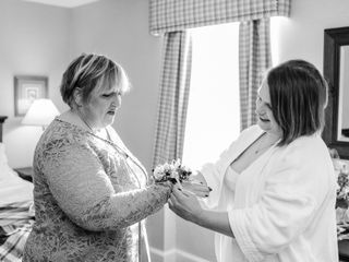 April and Mary Beth's Wedding in Exeter, New Hampshire 7