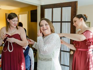 April and Mary Beth's Wedding in Exeter, New Hampshire 16