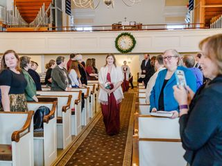 April and Mary Beth's Wedding in Exeter, New Hampshire 45