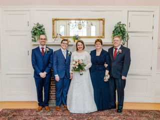 April and Mary Beth's Wedding in Exeter, New Hampshire 79