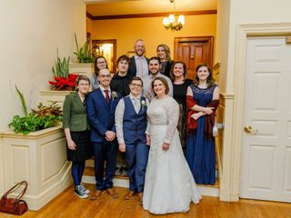 April and Mary Beth's Wedding in Exeter, New Hampshire 115