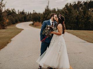 The wedding of Nikki and Collin