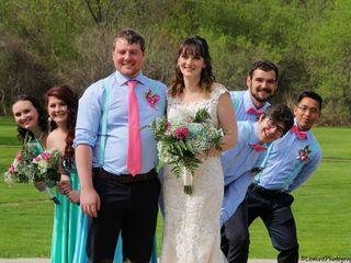 Andrea and Colin's Wedding in Brandon, Vermont 3