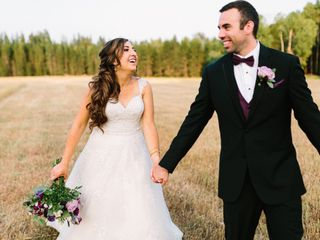 Luke and Joumanah's Wedding in Spokane, Washington 55