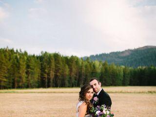 Luke and Joumanah's Wedding in Spokane, Washington 56
