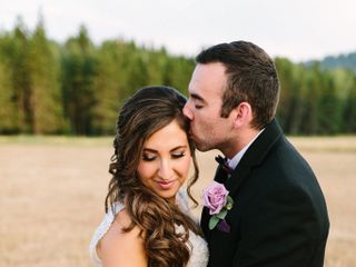 Luke and Joumanah's Wedding in Spokane, Washington 57
