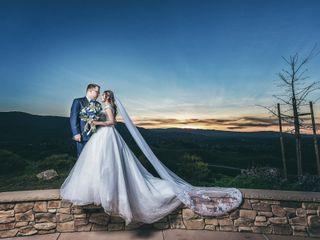 The wedding of Uyen and Shaun 2
