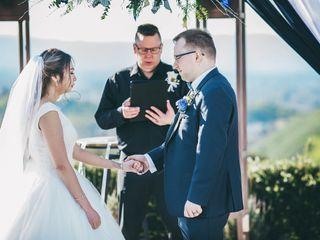 The wedding of Uyen and Shaun 3