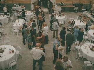 The wedding of Erika and Nick 2