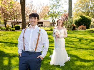 The wedding of Megan and Billy 2
