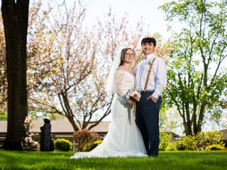 The wedding of Megan and Billy 3