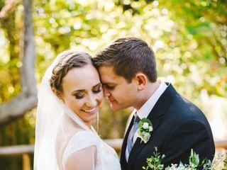 The wedding of Tim and Lindsay