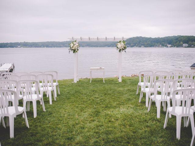 Gary and Ellen's Wedding in Shelbyville, Michigan 1