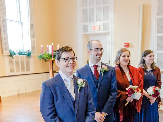 April and Mary Beth's Wedding in Exeter, New Hampshire 49