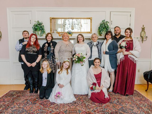 April and Mary Beth's Wedding in Exeter, New Hampshire 78