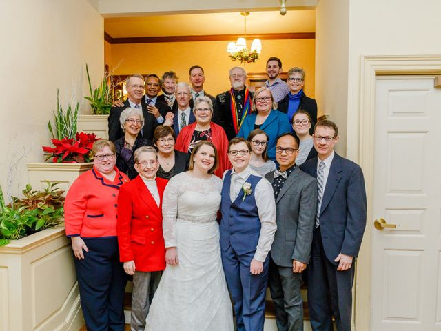 April and Mary Beth's Wedding in Exeter, New Hampshire 116