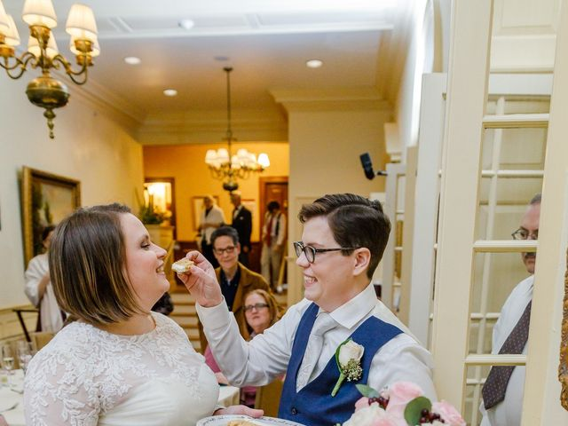 April and Mary Beth's Wedding in Exeter, New Hampshire 119