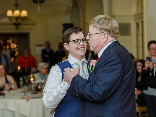 April and Mary Beth's Wedding in Exeter, New Hampshire 127