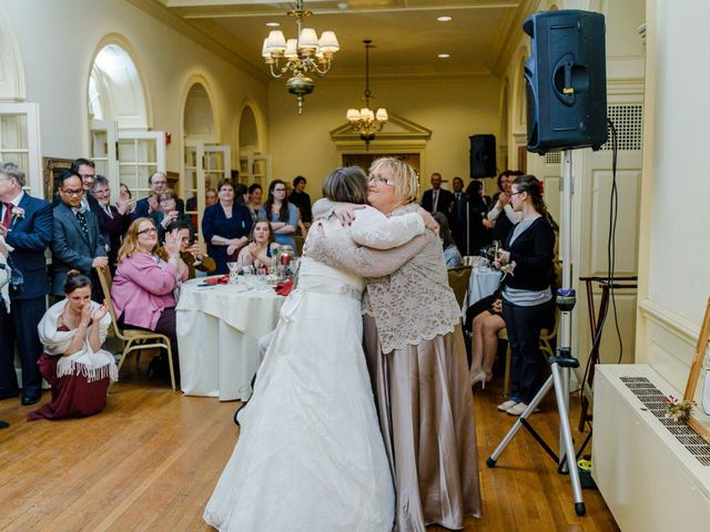 April and Mary Beth's Wedding in Exeter, New Hampshire 136