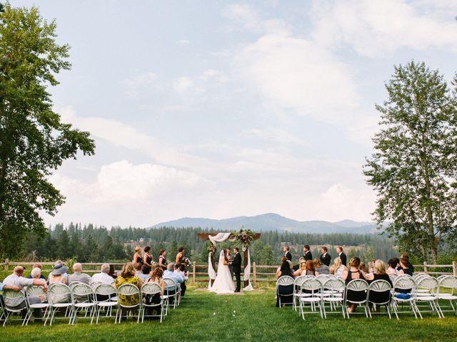 Luke and Joumanah's Wedding in Spokane, Washington 1