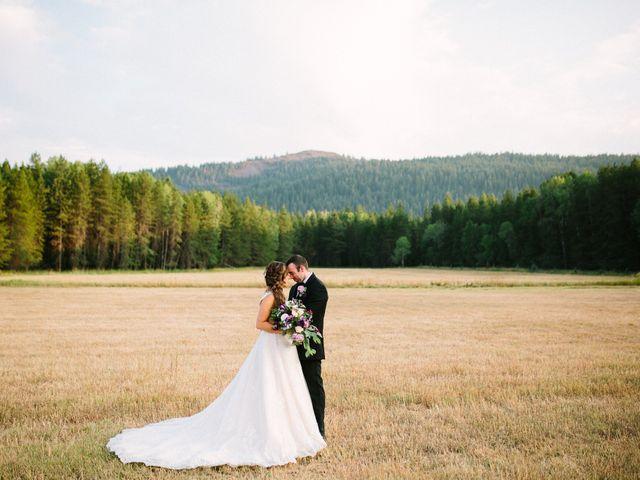 Luke and Joumanah's Wedding in Spokane, Washington 2