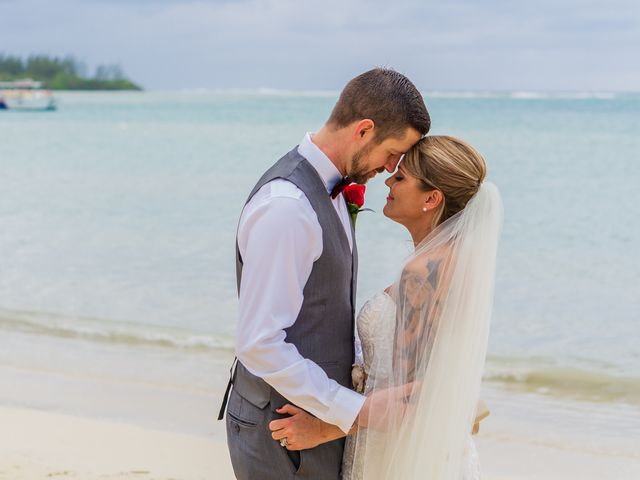 The wedding of Tonya and Ryan