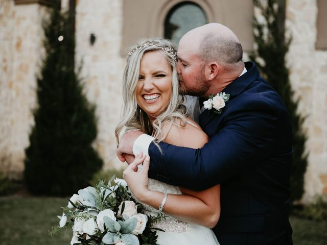 The wedding of Jenna and Austin