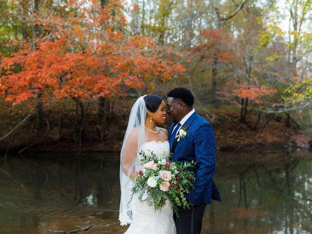 The wedding of Naja and Julian