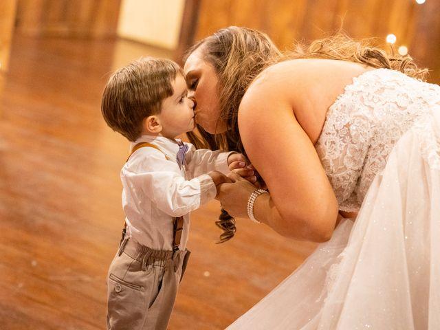 Mario and Angela's Wedding in Honey Brook, Pennsylvania 2