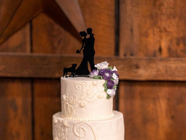 Mario and Angela's Wedding in Honey Brook, Pennsylvania 3