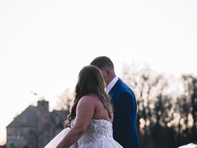 Mario and Angela's Wedding in Honey Brook, Pennsylvania 4