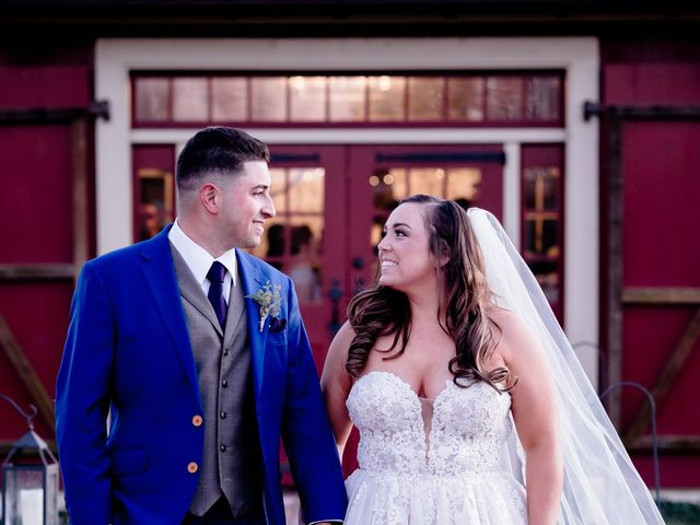 Mario and Angela's Wedding in Honey Brook, Pennsylvania 5