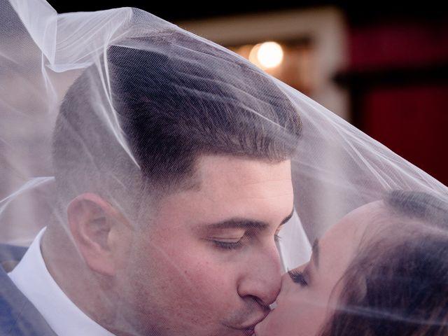 Mario and Angela's Wedding in Honey Brook, Pennsylvania 9