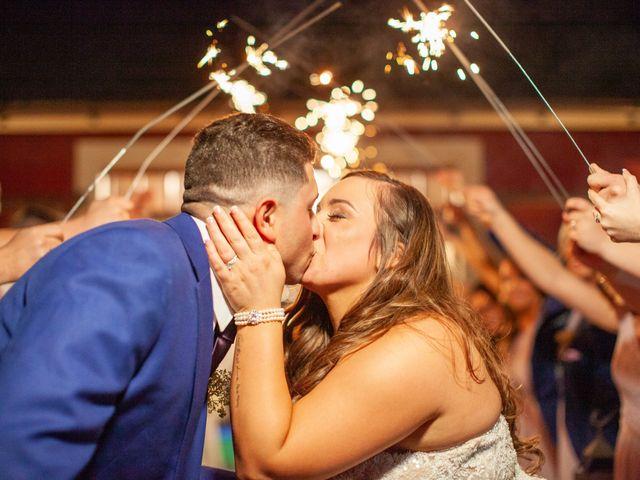 Mario and Angela's Wedding in Honey Brook, Pennsylvania 20