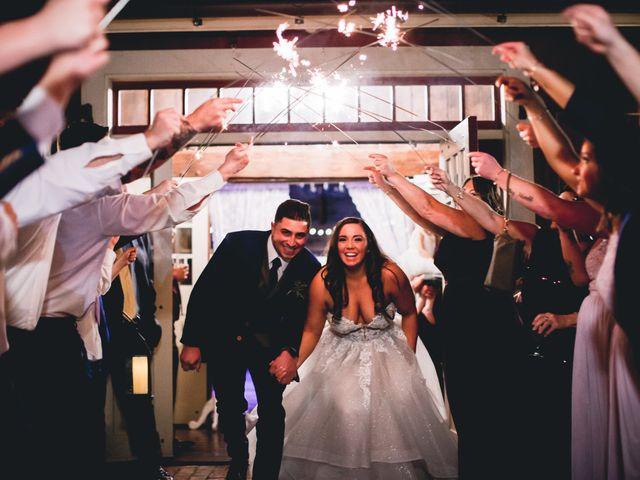 Mario and Angela's Wedding in Honey Brook, Pennsylvania 21