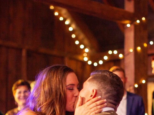 Mario and Angela's Wedding in Honey Brook, Pennsylvania 22