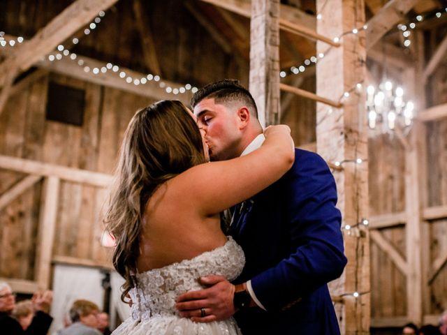 Mario and Angela's Wedding in Honey Brook, Pennsylvania 31
