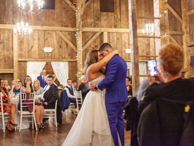 Mario and Angela's Wedding in Honey Brook, Pennsylvania 32